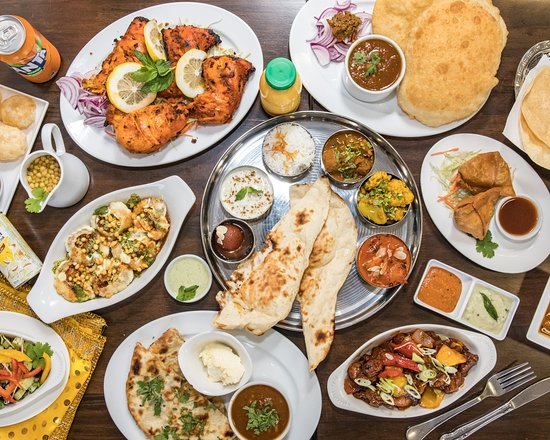 Enjoy Delish Indian Food In A Popular Restaurant