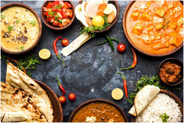 Order Lip-Smacking Indian Dishes Online